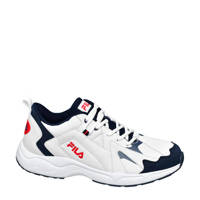 Fila   sneakers wit/blauw/rood, Wit/blauw/rood