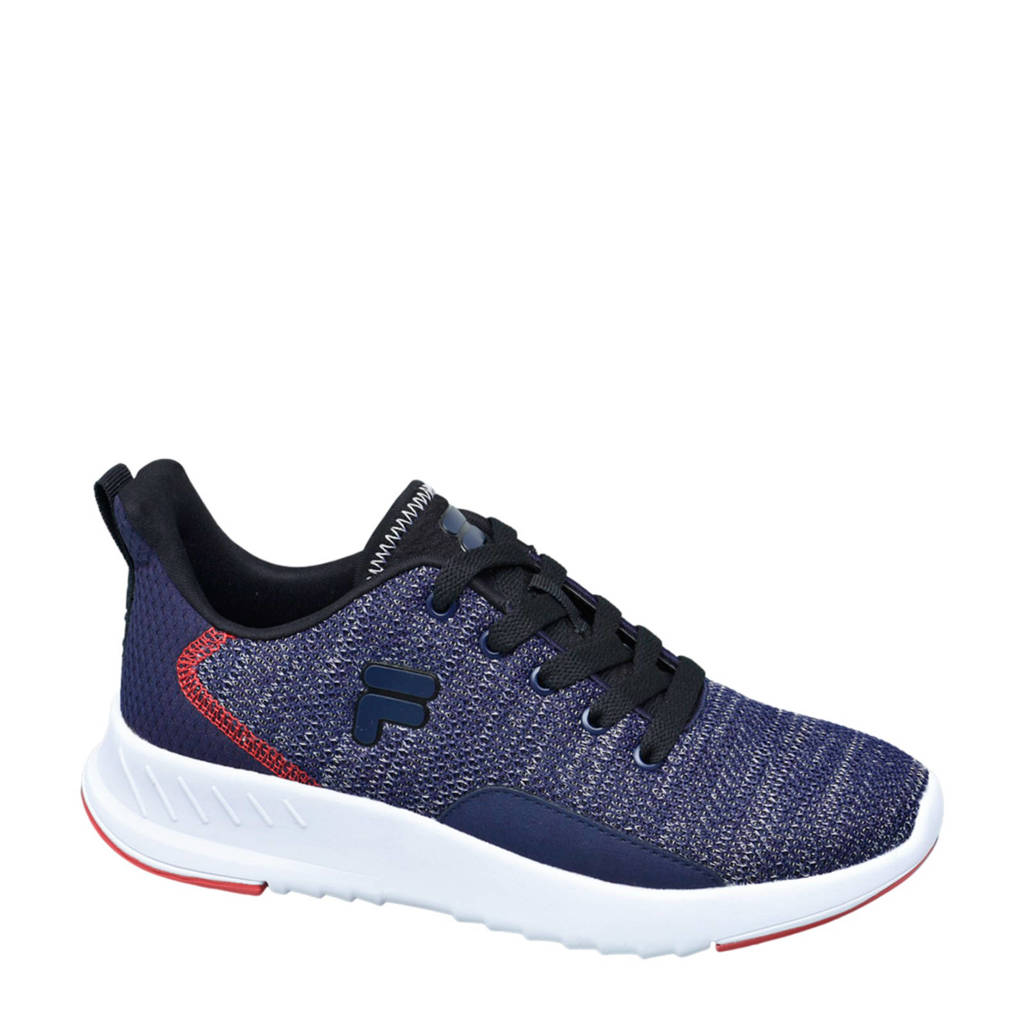 Fila   sneakers donkerblauw, Blauw