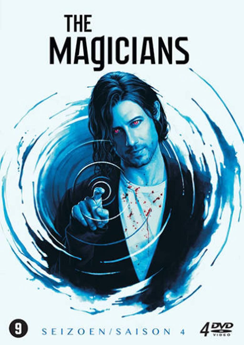 Magicians - Seizoen 4  (DVD)