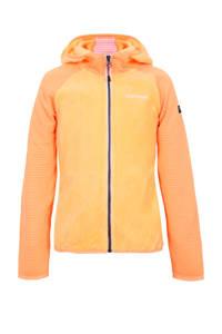 Icepeak fleecevest Ruby Jr. licht oranje, Licht oranje