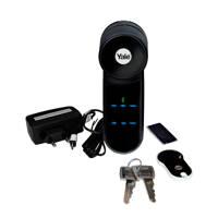 Yale smart door lock, -