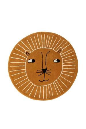 vloerkleed Lion  (95x95 cm)