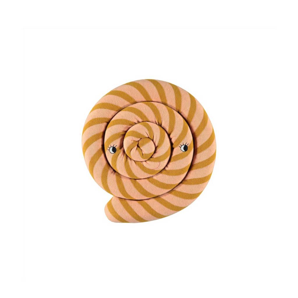 OYOY Mini sierkussen Lollipop, Caramel