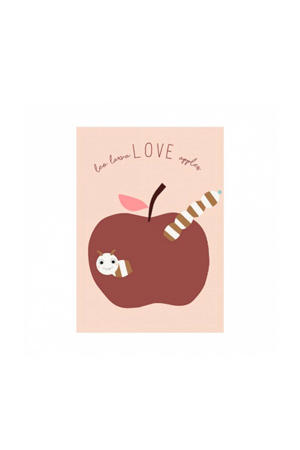 poster Love Apples