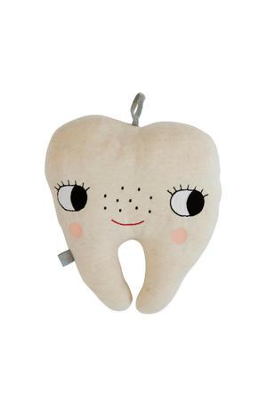 sierkussen Tooth Fairy  (22x27 cm)