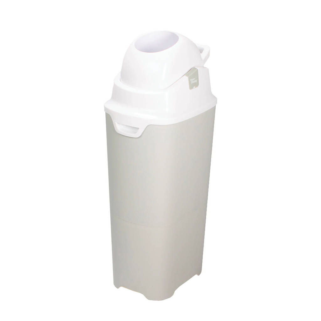 Diaper Champ One Maxi reukloze luieremmer, Silver - White