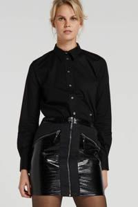 CALVIN KLEIN blouse zwart, Zwart