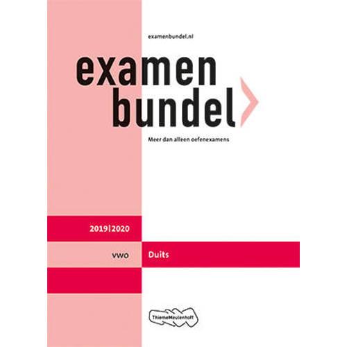 Examenbundel vwo Duits 2019/2020 - M. van Rossum