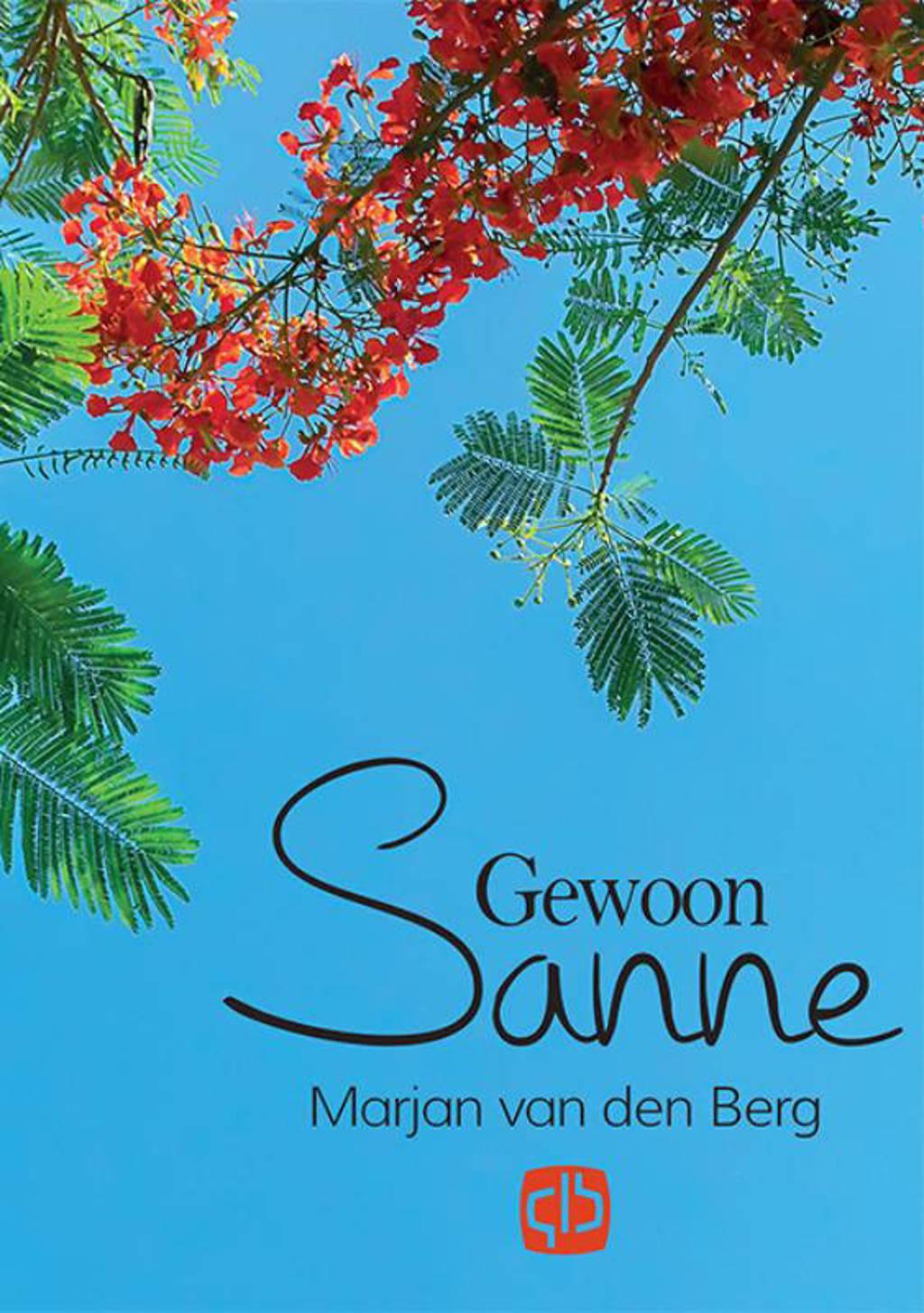 Gewoon Sanne - Marjan van de Berg