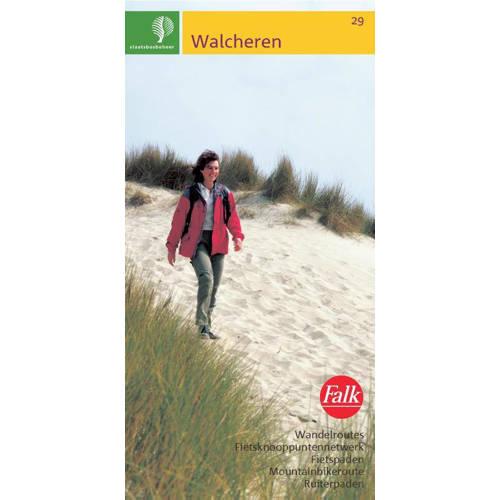 Falk Staatsbosbeheer wandelkaart 29 Walcheren