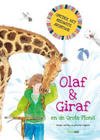 Olaf & Giraf: Olaf & Giraf en de Grote Plons - Marijke Aartsen