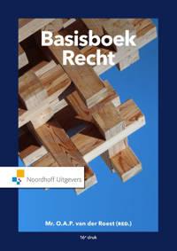 Basisboek Recht - O.A.P. van der Roest