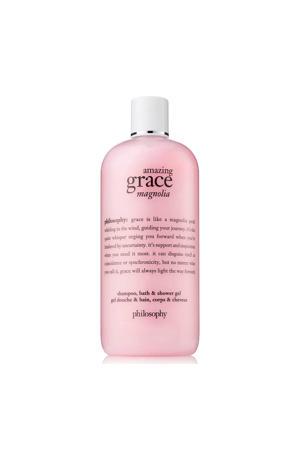 magnolia shower gel - 480 ml
