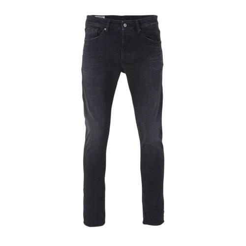 Kings of Indigo slim fit jeans John black worn in