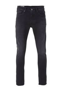 Kings of Indigo slim fit jeans John black worn in, Black Worn In
