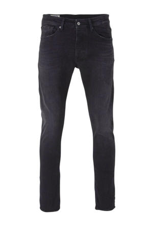 slim fit jeans John black worn in
