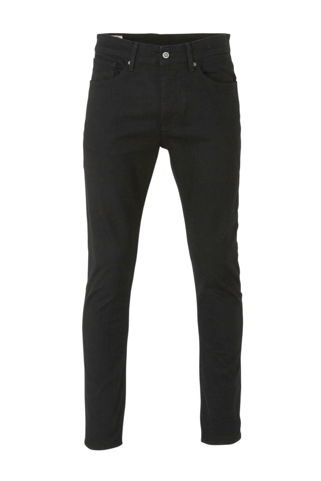 Kings of Indigo slim fit jeans John black rinse, Black rinse