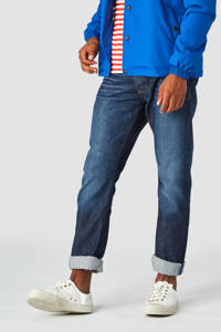 Kings of Indigo straight fit jeans Ryan dark worn, Dark worn