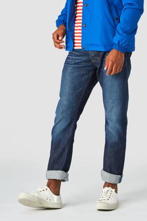 straight fit jeans Ryan dark worn