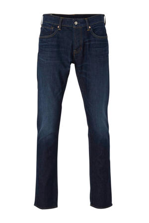 straight fit jeans Ryan dark worn