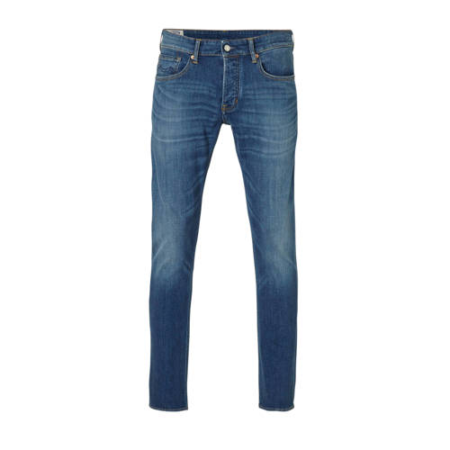 Kings of Indigo straight fit jeans Ryan mid indigo