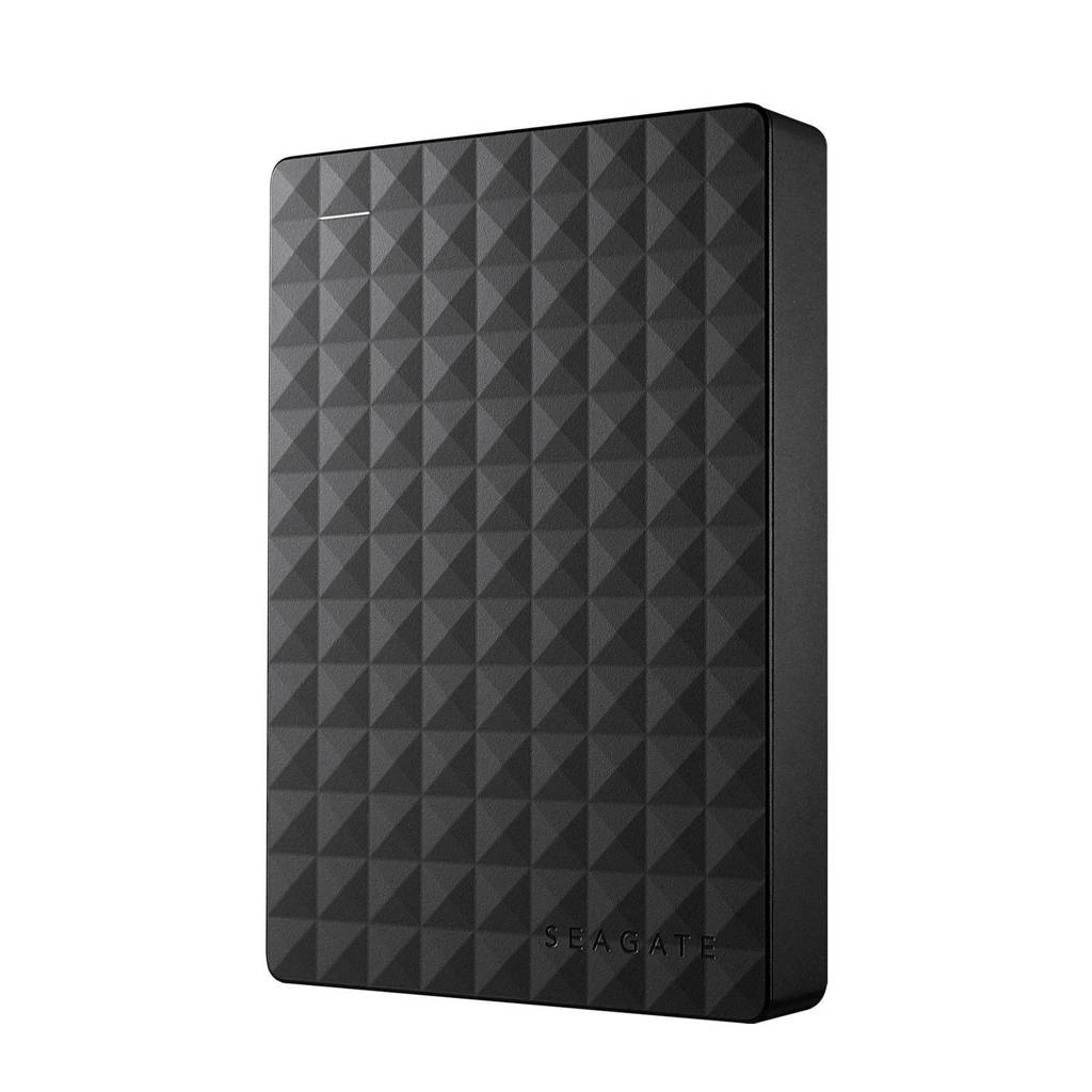 Seagate  externe harde schijf 2TB USB 3.0, Zwart