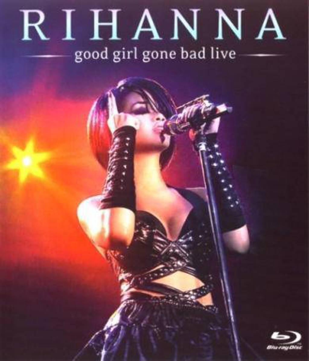 Rihanna - Good girl gone bad live (Blu-ray)