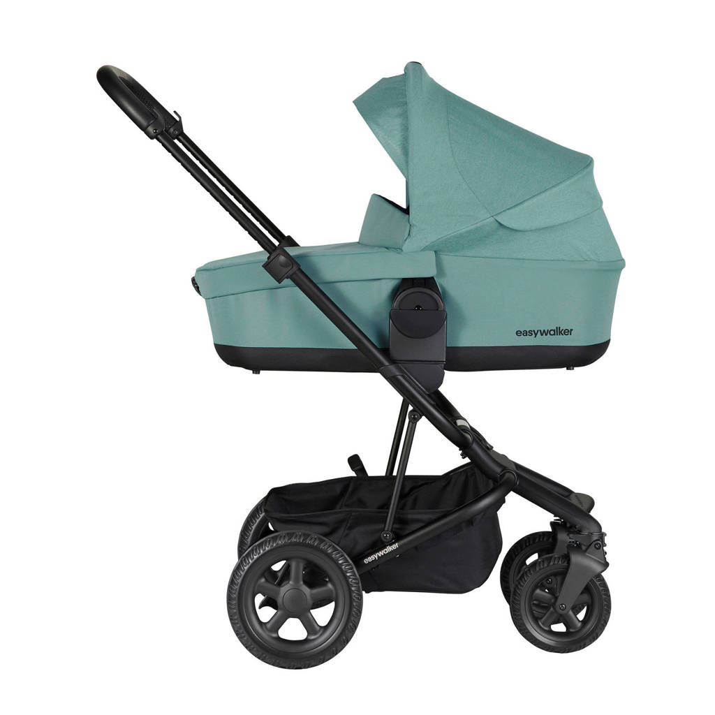 Easywalker Harvey² 2-in-1 all-terrain kinderwagen coral green, Coral Green
