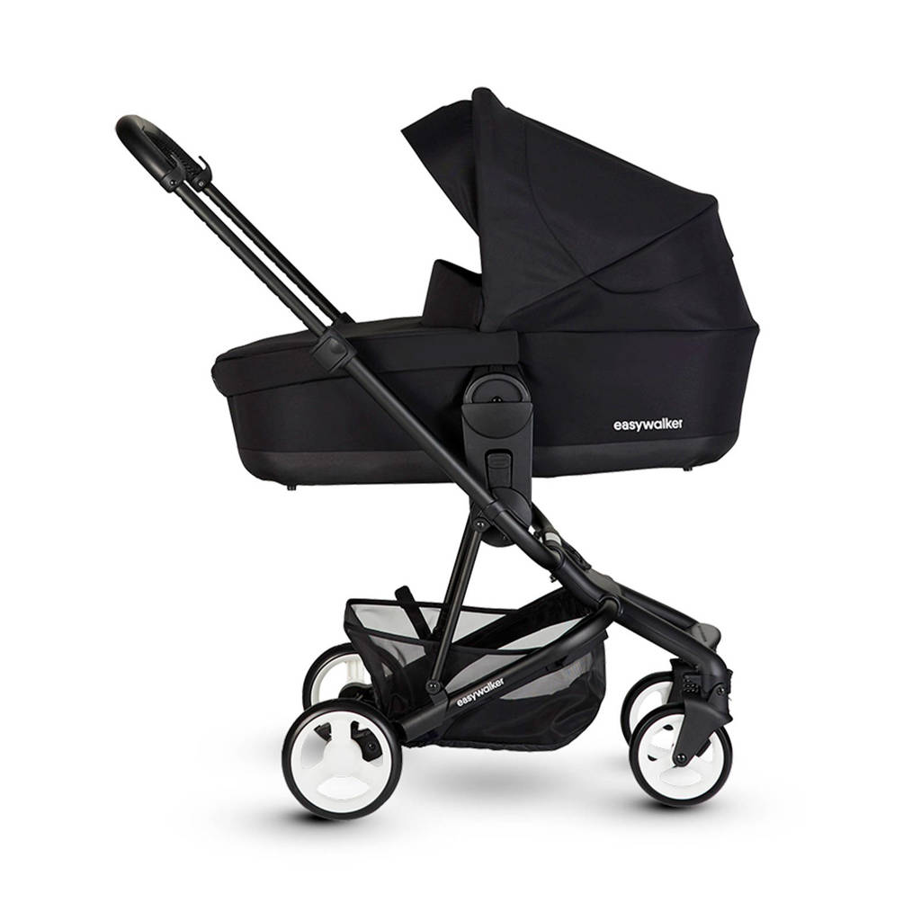 Easywalker Charley 2-in-1 kinderwagen night black, Night Black