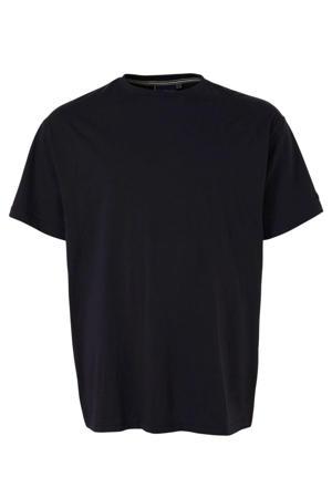 +size T-shirt marine