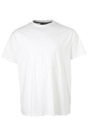 +size T-shirt wit