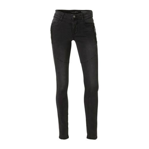 Tom Tailor Denim skinny jeans zwart