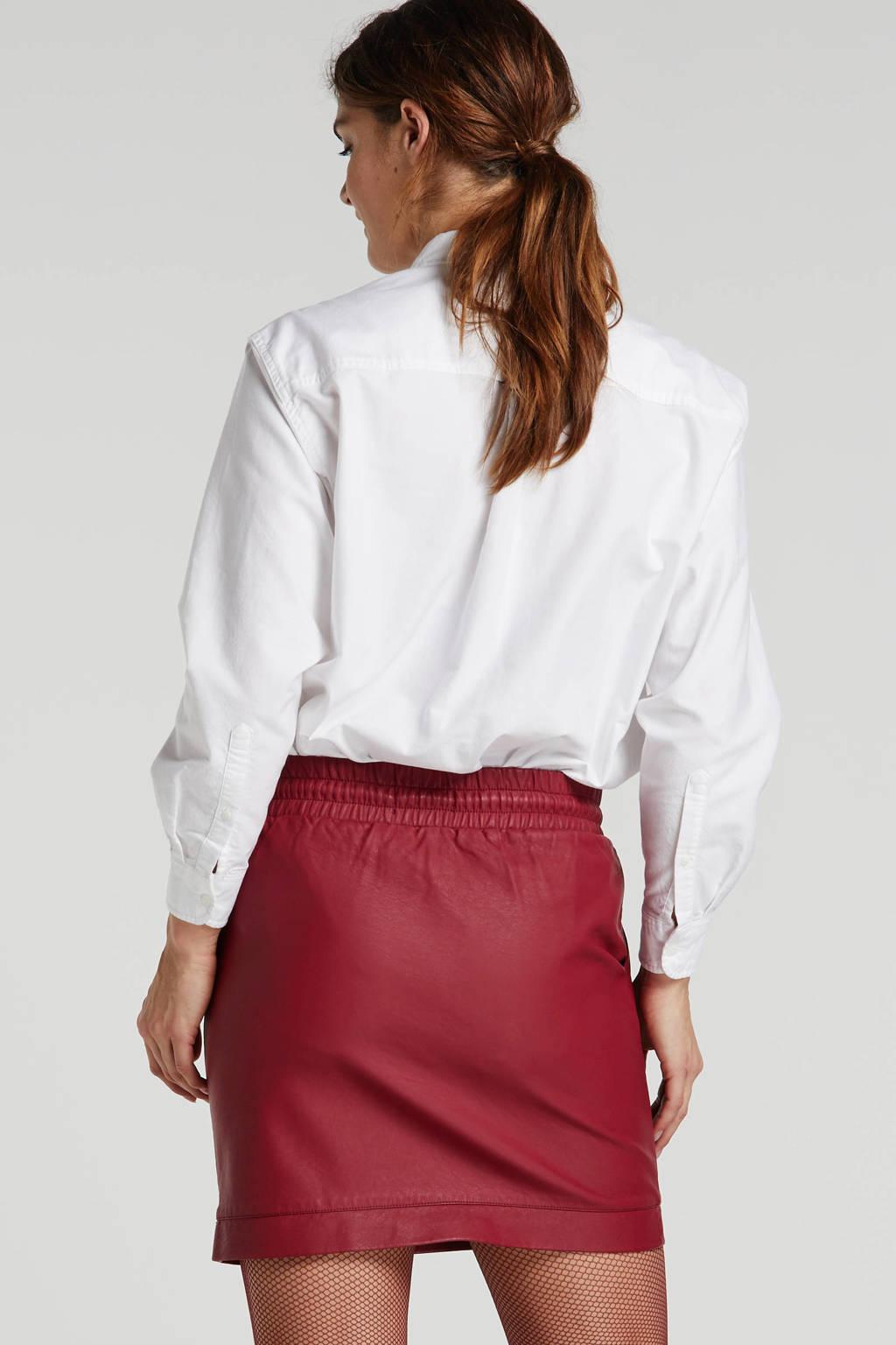 Tommy Jeans blouse wit, Wit