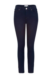 PROMISS cropped slim fit jeans, Marine