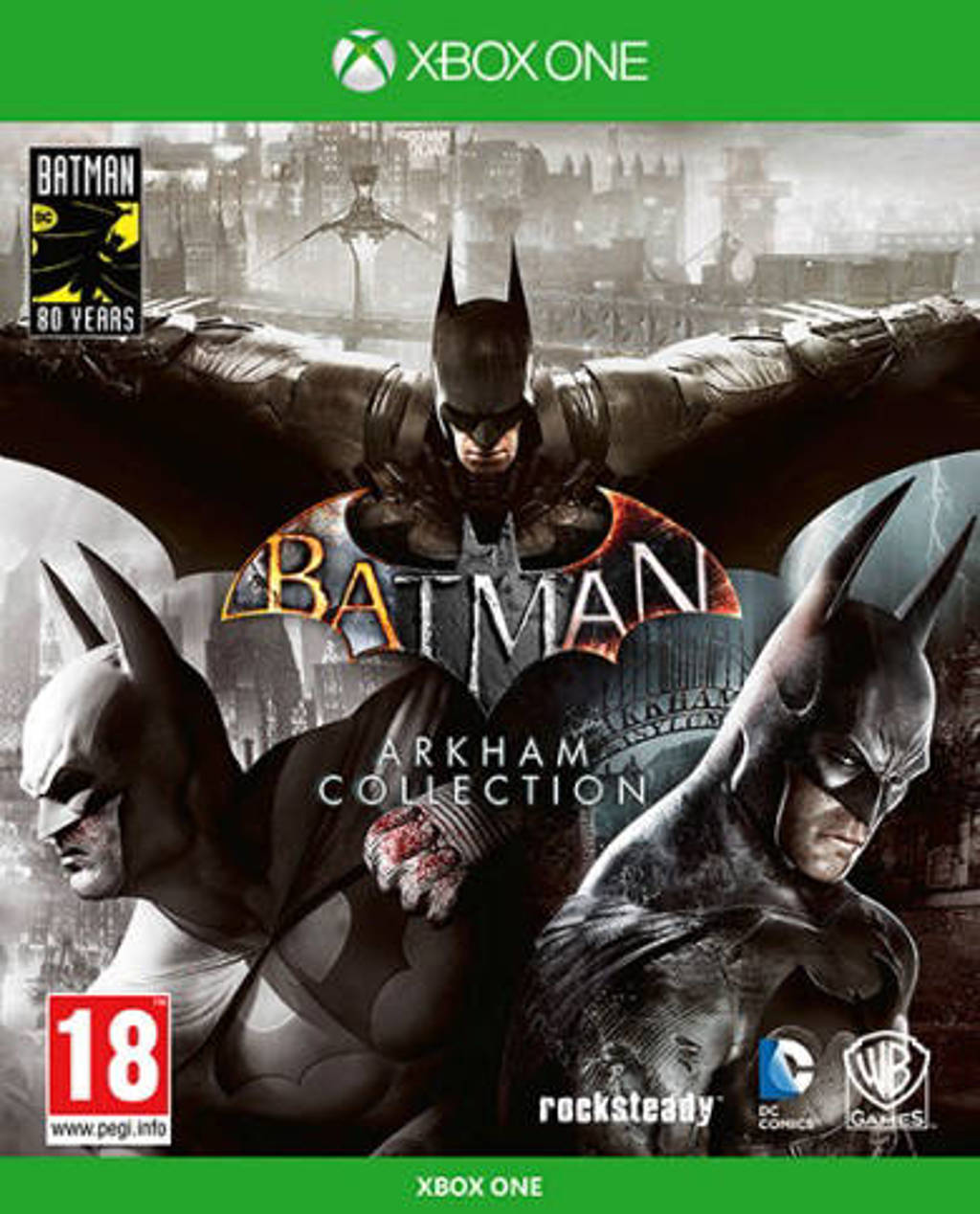 Batman - Arkham collection (Xbox One)