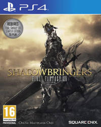 Final Fantasy XIV online - Shadowbringers (PlayStation 4)