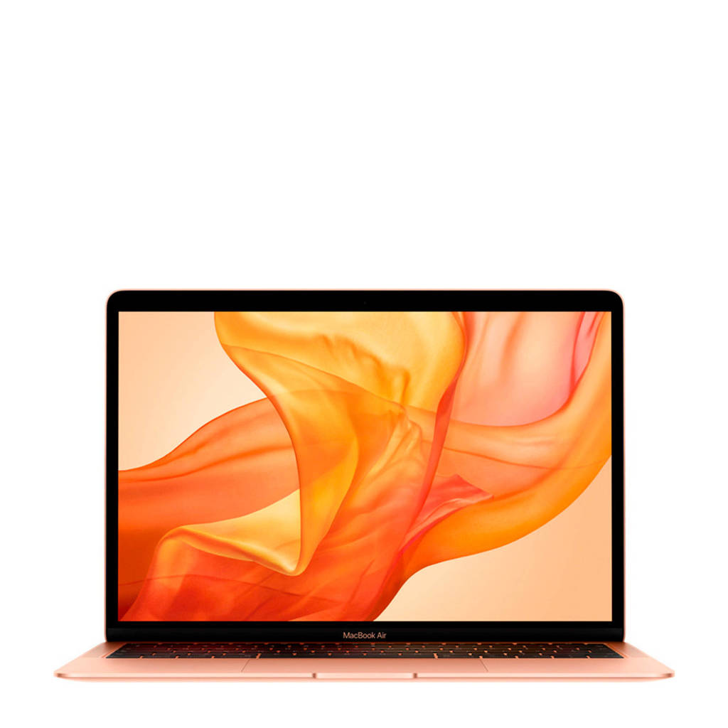 MacBook Air 13'' 1.6 GHz i5 128GB goud 13.3 inch (MVFM2N/A), Goud