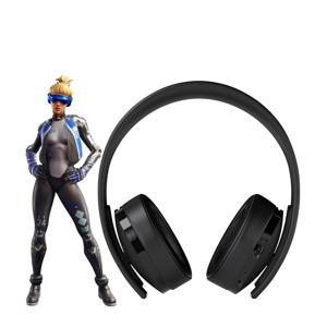 Gold Wireless headset + Fortnite