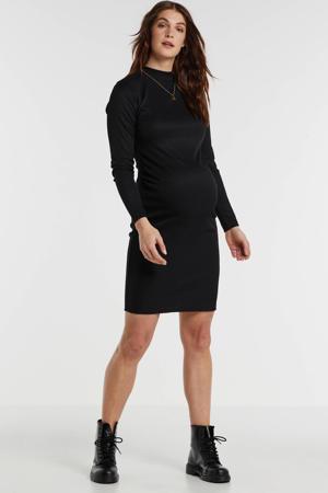 zwangerschapsjurk zwart