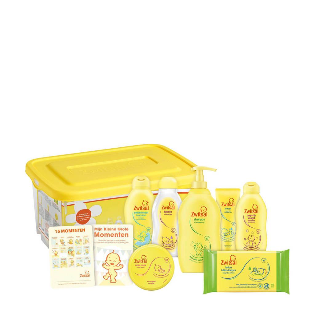 Zwitsal startersbox baby (9-delig)