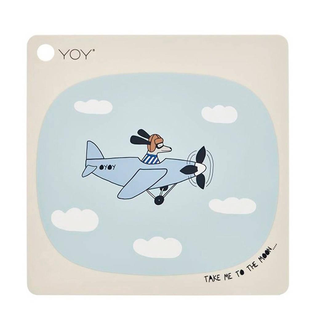 OYOY Mini placemat (38x39 cm), Beige