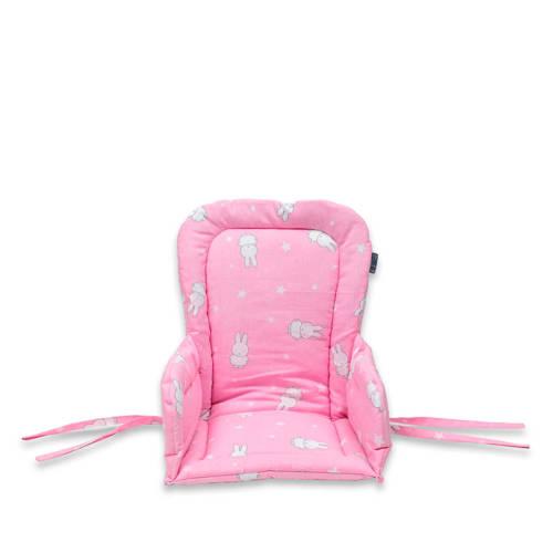 nijntje stoelverkleiner nijn ster oud roze