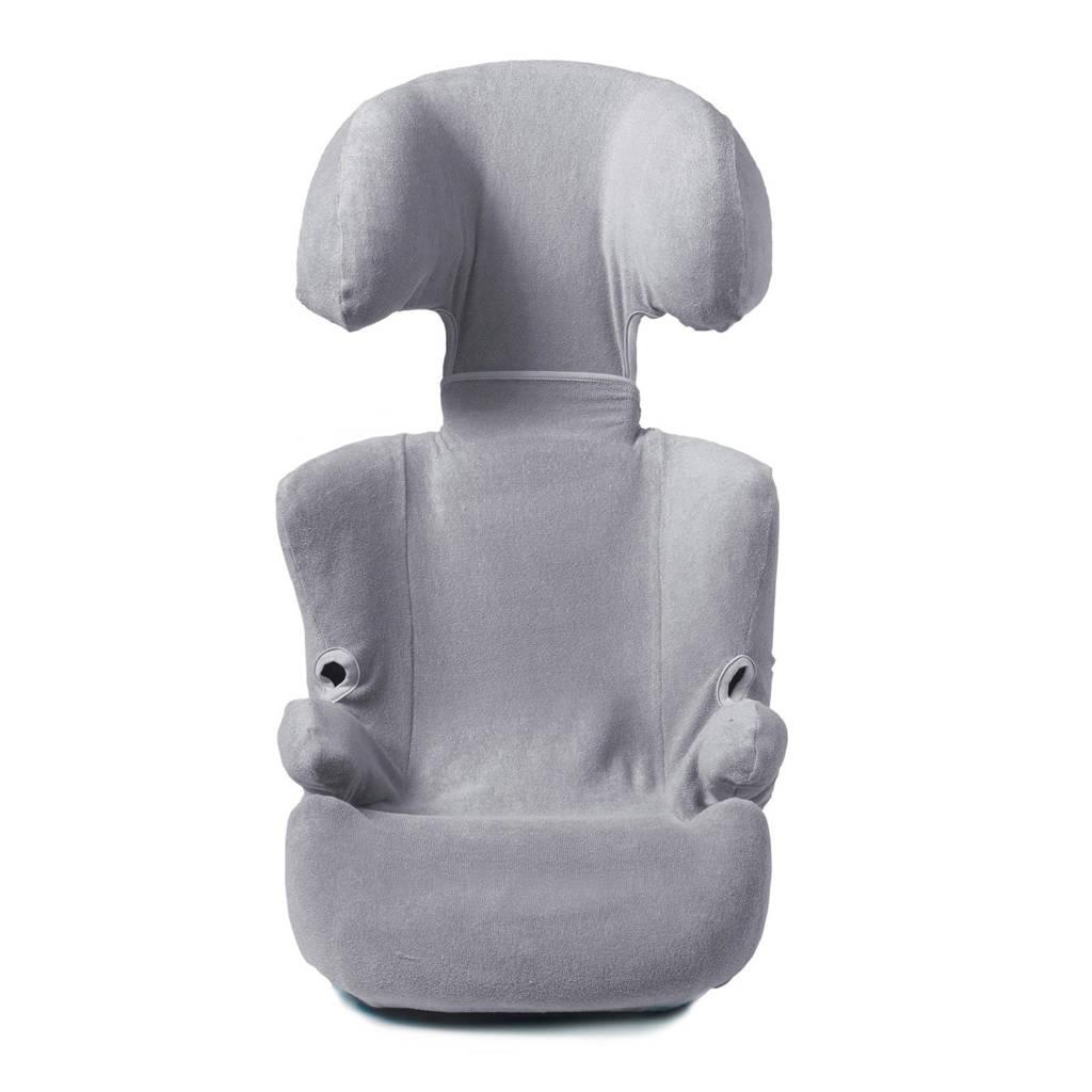 Briljant Baby autostoelhoes 2/3+ briljant grijs, Grijs