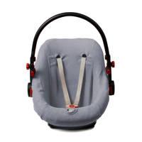 Briljant Baby autostoelhoes 0+ briljant grijs, Grijs
