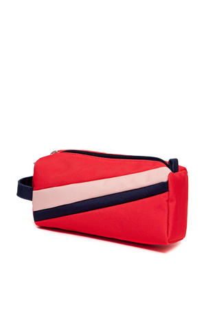 etui poppy red