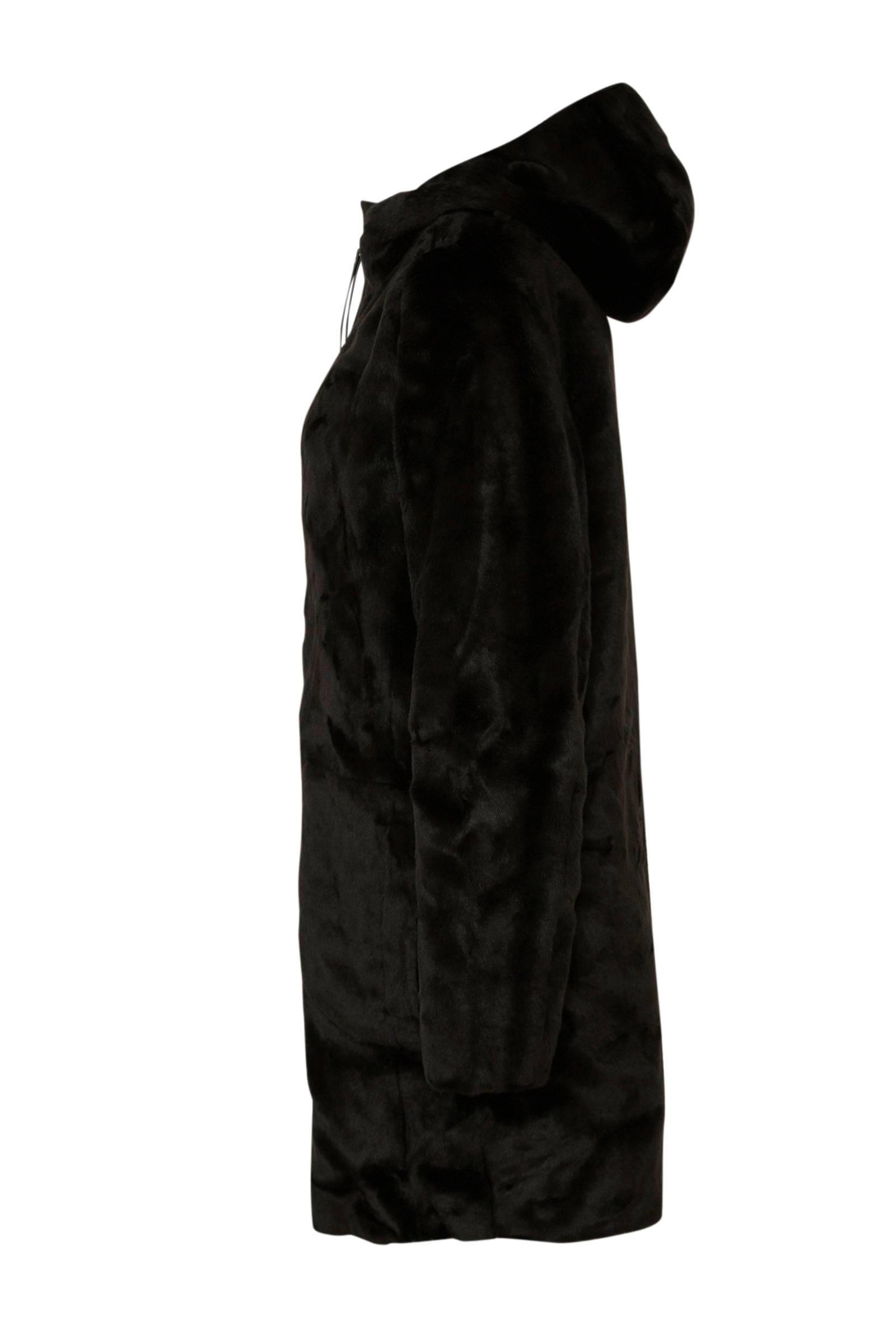Giacomo winterjas zwart | wehkamp