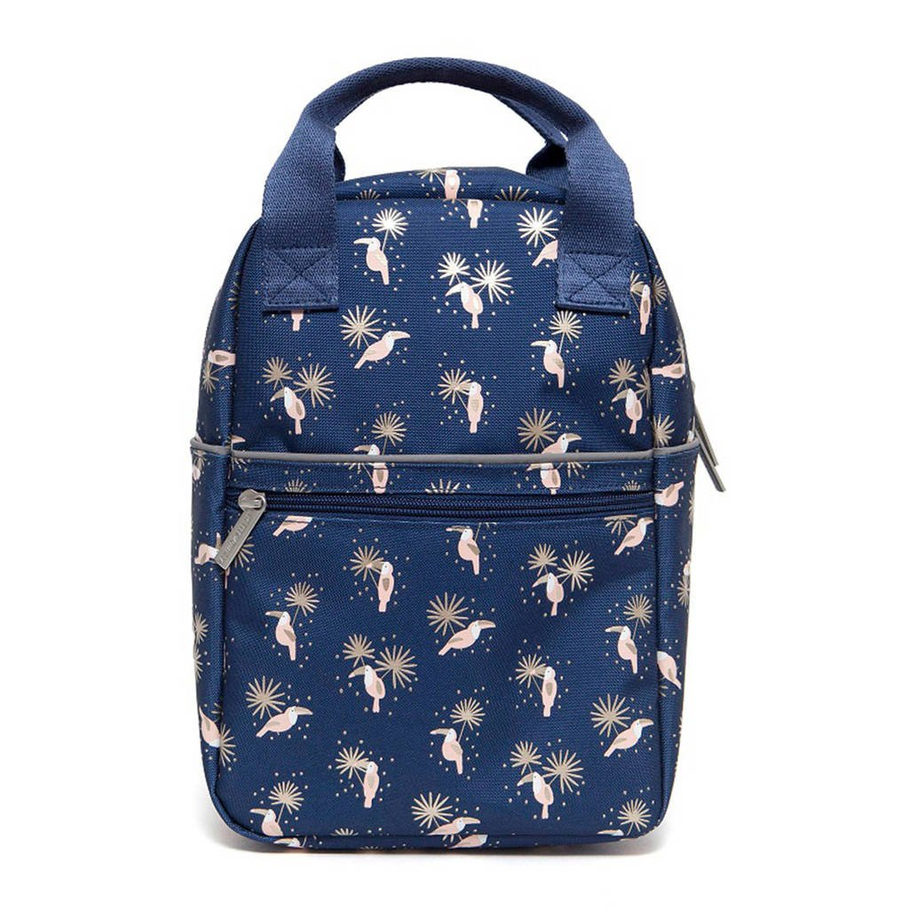 Petit Monkey kinderrugzak small toucan, Navy