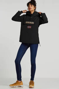 JACQUELINE DE YONG skinny jeans donkerblauw, Donkerblauw