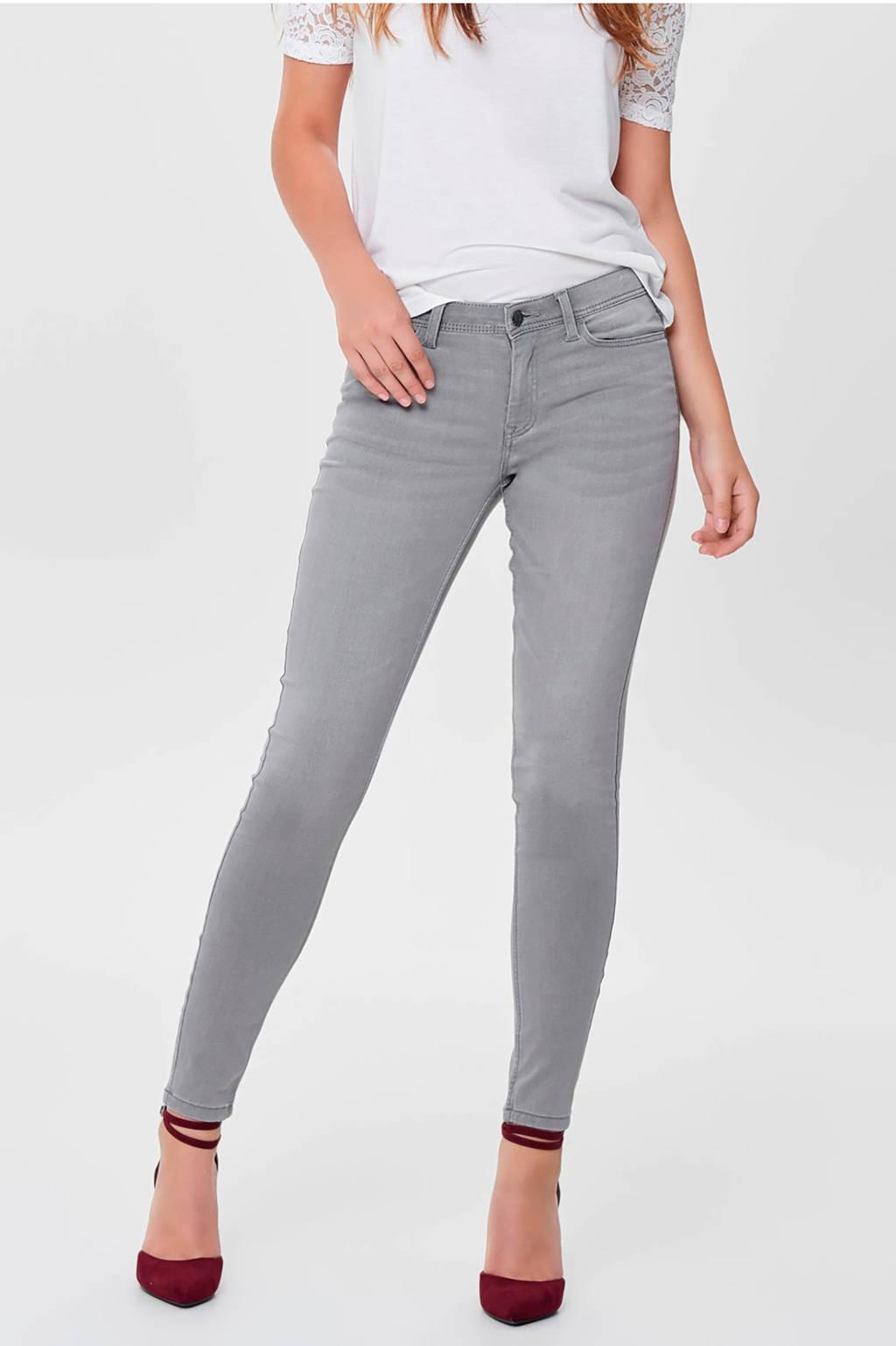 JACQUELINE DE YONG skinny jeans, Grijs