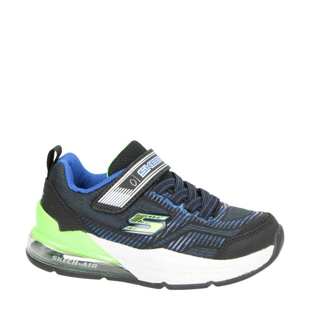 Skechers   sneakers blauw/groen, Blauw/groen